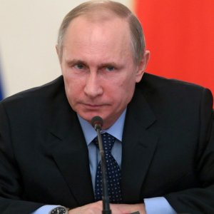 Putin: Moscow and Beijing Natural Allies
