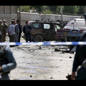 Blast Near Kabul Gov't Building Kills 5