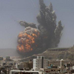 Saudi-Led Airstrikes Kill 31 Yemenis