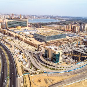 The first phase of Tehran's ambitious Iran Mall project is slated for first launch on May 1.
