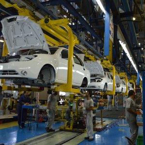 Iran Auto Industry