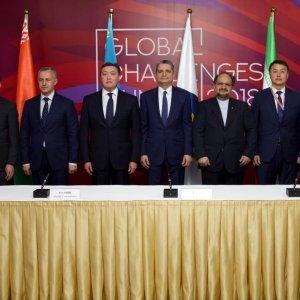 Iran and Eurasian Economic Union Relations