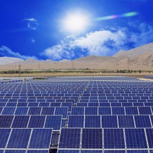 Solar Power Plants in Iran