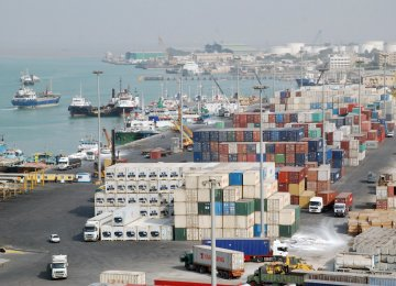 Iran's Non-Oil Trade With Asia-Pacific Exceeds $46 Billion in 9 Months