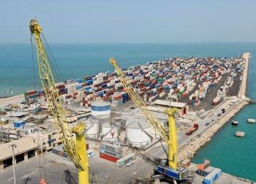 Bushehr Takes Bigger Non-Oil Export Share