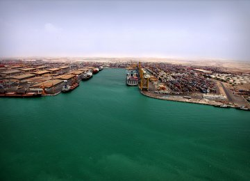 Private Sector Investments in Iranian Ports Rise Twofold