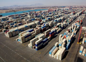Iran's Port Activity Declines 13%