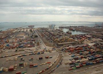 Iran Port Throughput Rises After Months of Decline