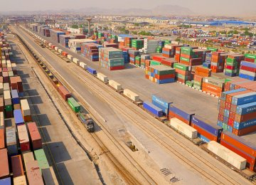 Iran's Non-Oil Trade With CIS Up 27%