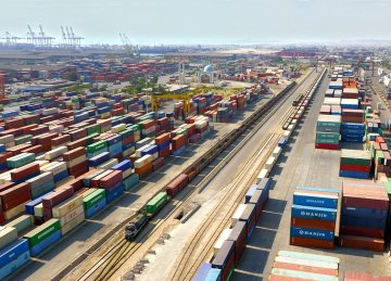 Throughput of Major Iranian Ports Tops 115 Million Tons