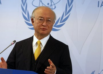 Amano: JCPOA Collapse Would Be Great Loss