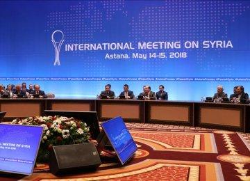 De-Escalation Zones Temporary, Not Undermining Syria's Sovereignty