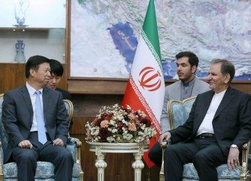 Beijing Pursues Long-Term Strategic Ties With Tehran