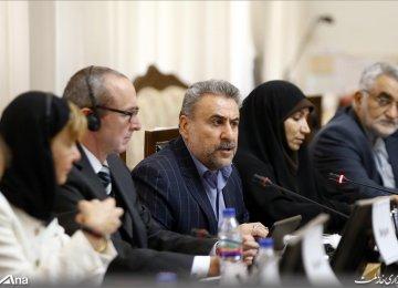 Iranian MP Underscores Need to Retain EU Ties