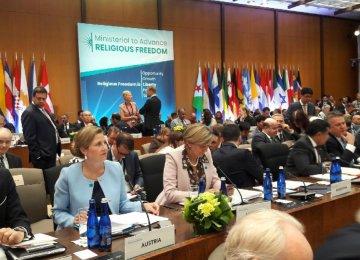 Qasemi Denies Suppression of Religious Freedom