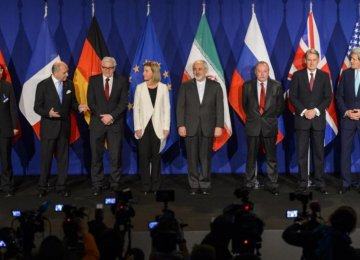 European governments have been scrambling to appease Trump and keep the deal intact, with some European officials having raised concerns about Iran's missile program.
