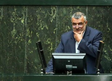 Majlis to Impeach Agriculture Minister