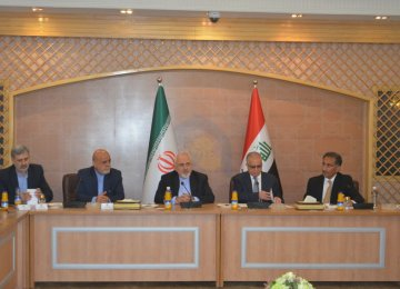 Preparations Underway for Rouhani's Iraq Visit