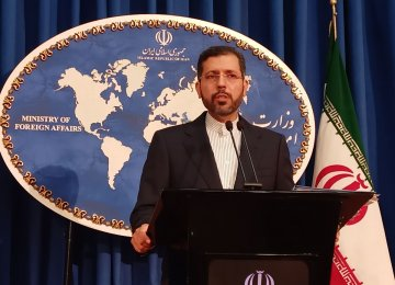 Iran Will Strongly Defend Nat'l Security, Interests