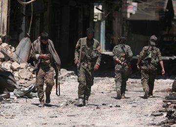 Tepid Stance on Syrian Kurds in Iran's Interests