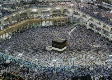 Hajj Offers Opportunity for Harmony, Vigilance