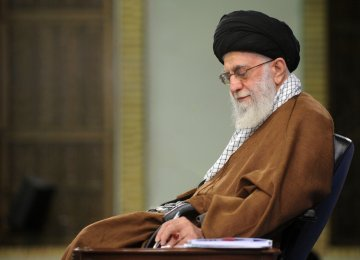Call for Intellectual Input to Finalize Islamic-Iranian Model of Progress