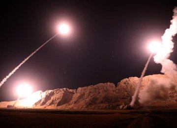 Iran Hits Militants in Syria in  Revenge for Ahvaz Terror Attack