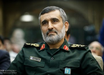 IRGC: Missile Tests Will Continue