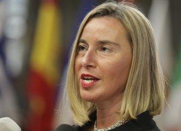 Asia Backing European Union Stance on JCPOA