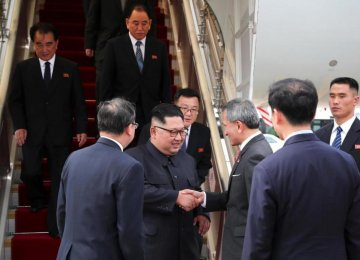 Support for Peace in Korean Peninsula, But Skepticism About  US-North Korea Summit
