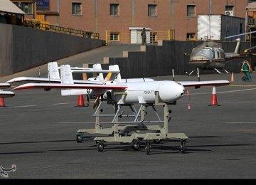 Drones to Ensure Arbaeen Security