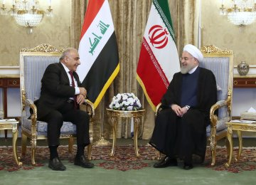 Iran Backs Regional Dialogue to Address Mideast Issues