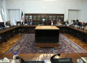 President Rouhani Seeks Expert Counsel on Economic Woes