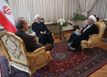 Rouhani: US Anti-Iran Plans Floundering