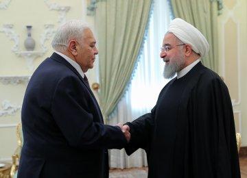 Call for Stronger Baku Relations