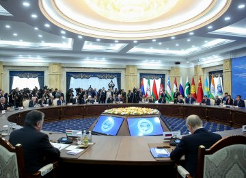Ex-Diplomat: Iran's Full Membership in SCO Hinges on Resolution of Bilateral Issues
