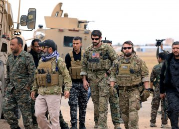 Trio to Weigh Next Moves on Syria Amid US Pullout