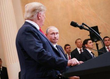 Putin Says Russia's Position on JCPOA Unchanged