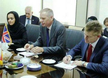 UK Envoy: JCPOA Pivotal to Iran-Britain Relations