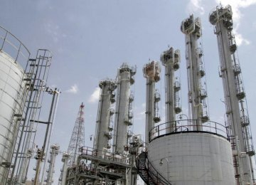 The 2015 deal calls for Iran's excess heavy water to be sold to foreign buyers.