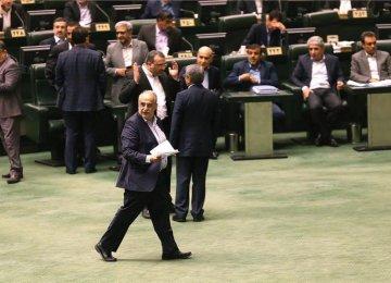 Parliament Finds Karbasian Unfit for Top Economic Job