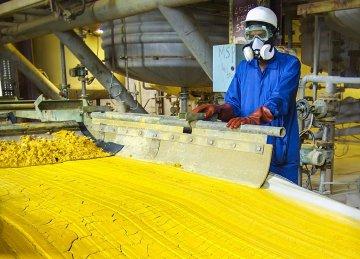 Yellowcake Shipment for Isfahan's UCF