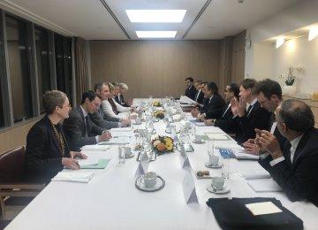 Iran, EU Discuss Yemen at High-level Meeting