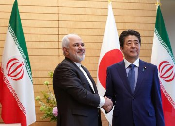 Zarif: Onus on Global Community to Save Nuclear Deal