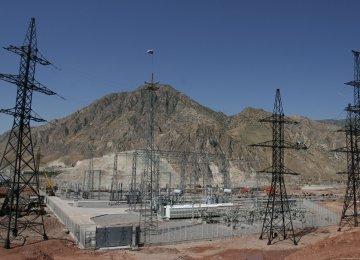 Energy Coop Talks in Kabul