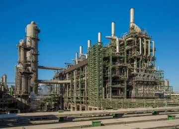 APG Collection Project in Southern Petrochem Plant Near Completion