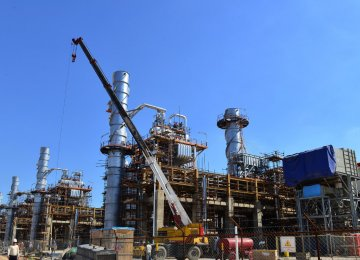 $3b Invested in Khuzestan APG Treatment Plant