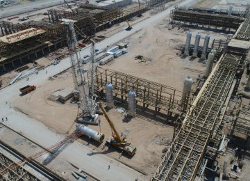 Bidboland Gas Refinery to Play Key Role in 3 Provinces
