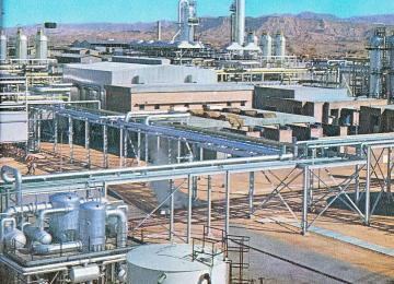 $3.4b Gas Refinery Opens in Khuzestan