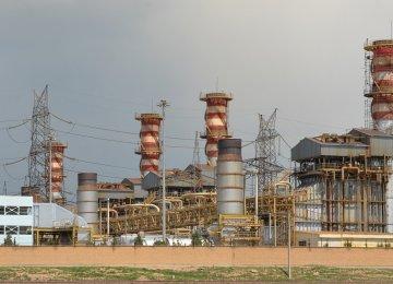 Iran's Power Consumption Declines